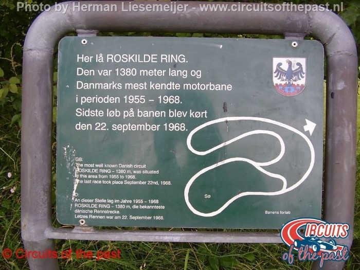 Roskilde Ring Denmark
