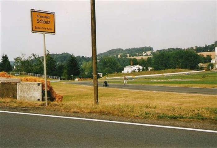Schleizer Dreieck Circuit