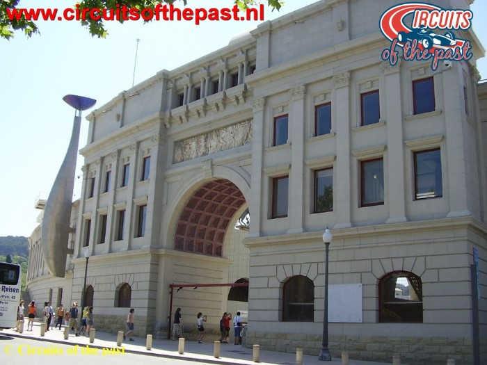Montjuich Circuit Barcelona - Olympic Stadium