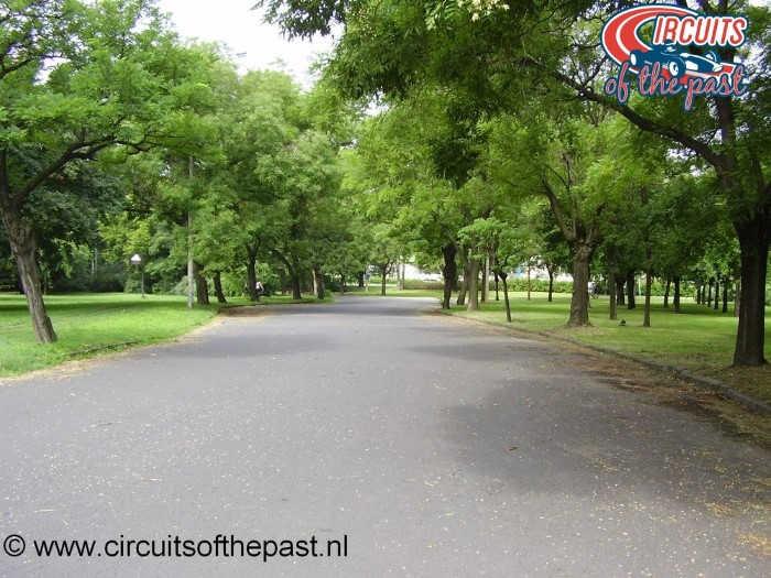 1936 Hungarian Grand Prix Circuit Népliget Budapest