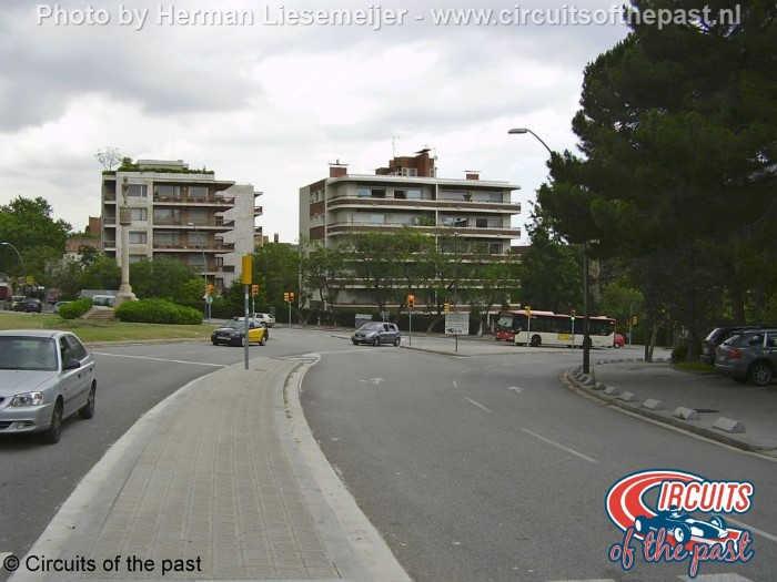 Pedralbes Circuit Barcelona