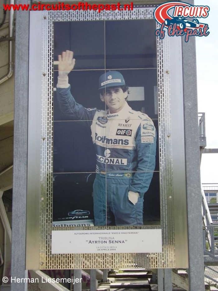 Imola Circuit - Ayrton Senna