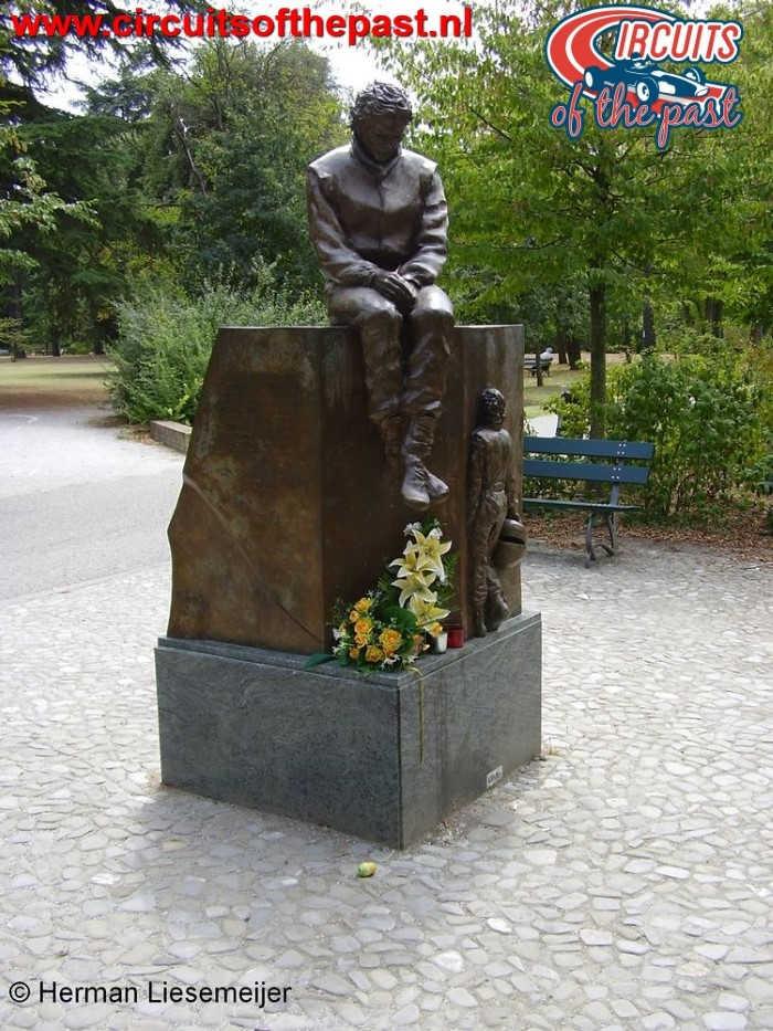 Imola Circuit Tamburello - Ayrton Senna Memorial