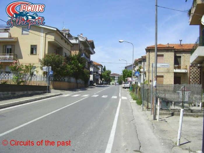 Pescara Circuit - Villa Raspa
