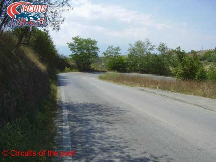 Pescara Circuit - Hairpin