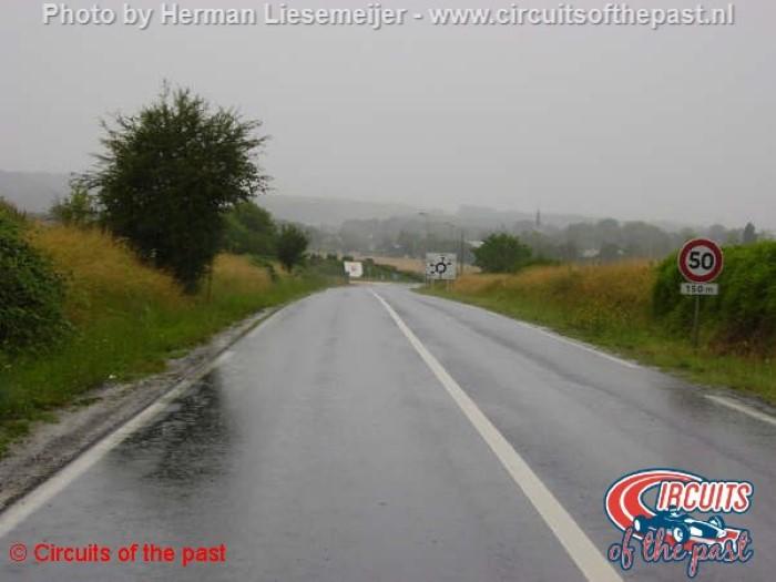 Reims Circuit - Hillock