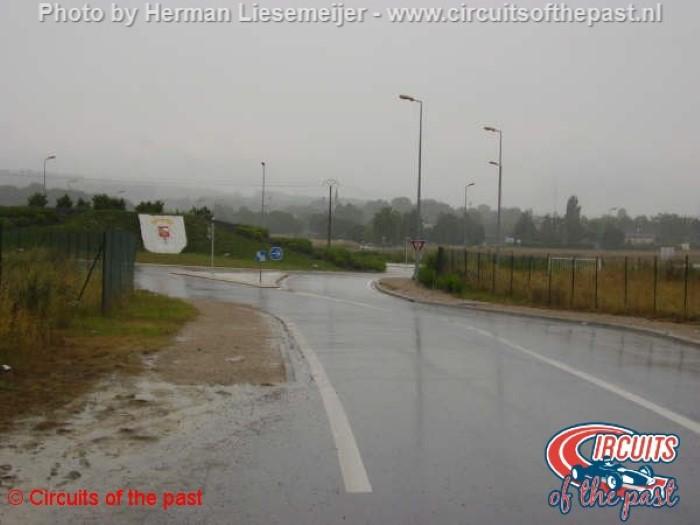 Reims Circuit - Courbe de Gueux