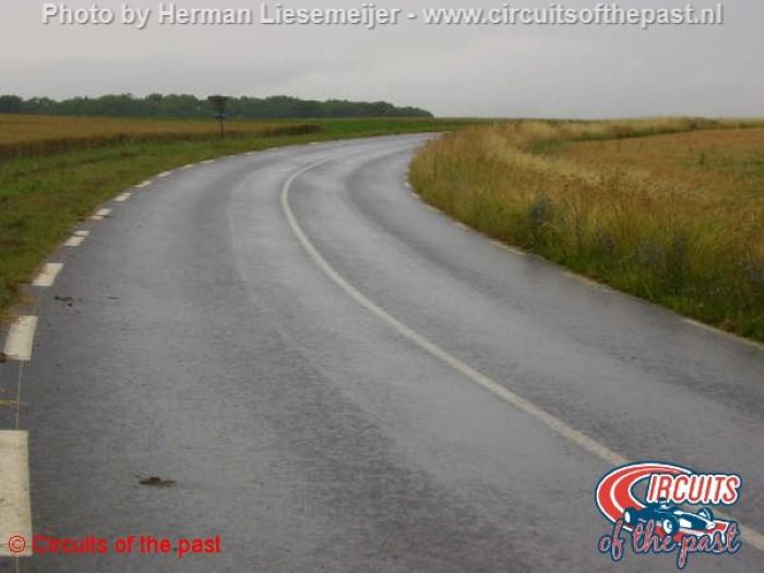 Reims Circuit - Annie Bousquet