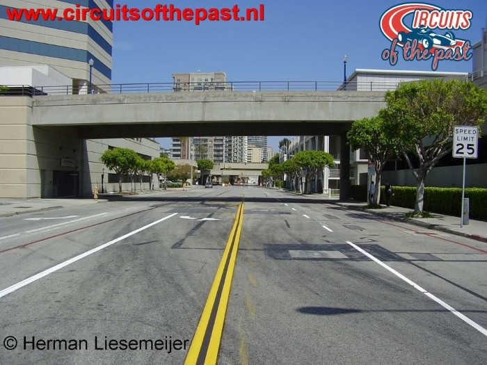 Long Beach Street Circuit - Seaside Way