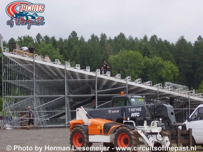Sachsenring - Grandstand