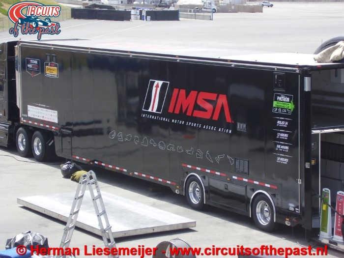 Laguna Seca Circuit - IMSA truck
