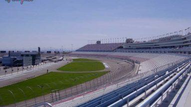 Las Vegas Motor Speedway Grandstand