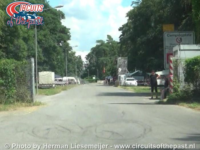 Old Hockenheim - Dreieckskurs