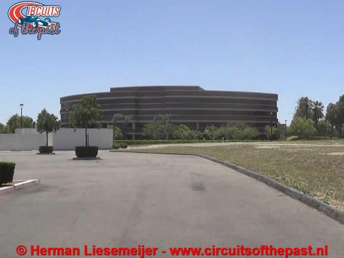 Ontario Motor Speedway - Site of Turn Four
