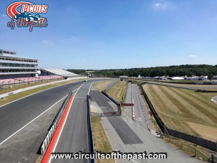 Brands Hatch - Paddock Hill Bend