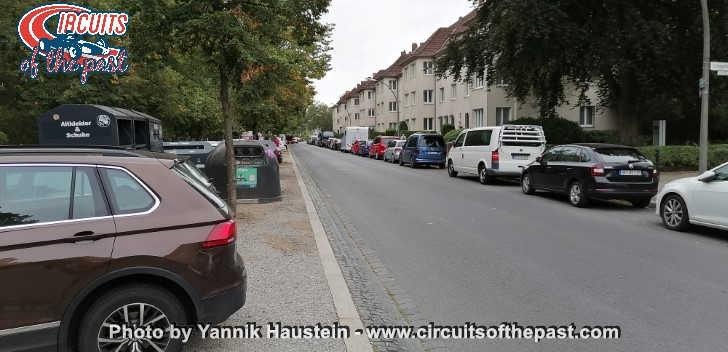Prinzenpark Street Circuit Braunschweig